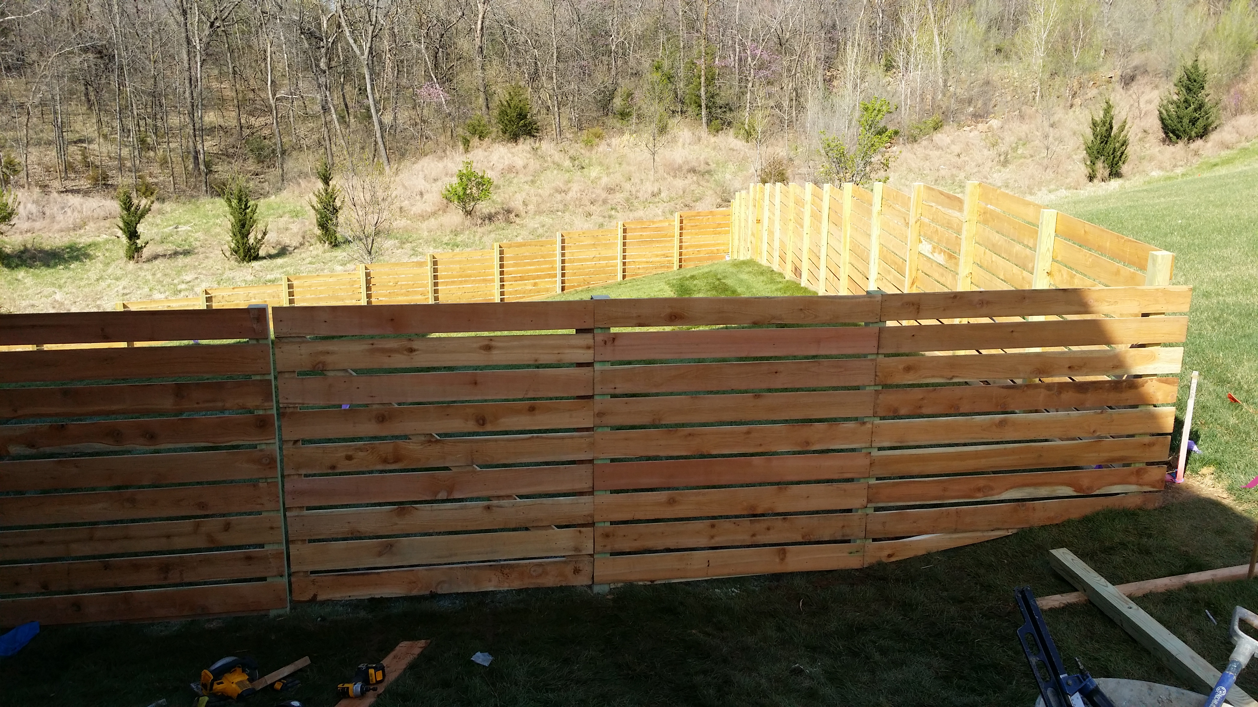 Contact Us For Fence Estimate Perfect Fence Kc