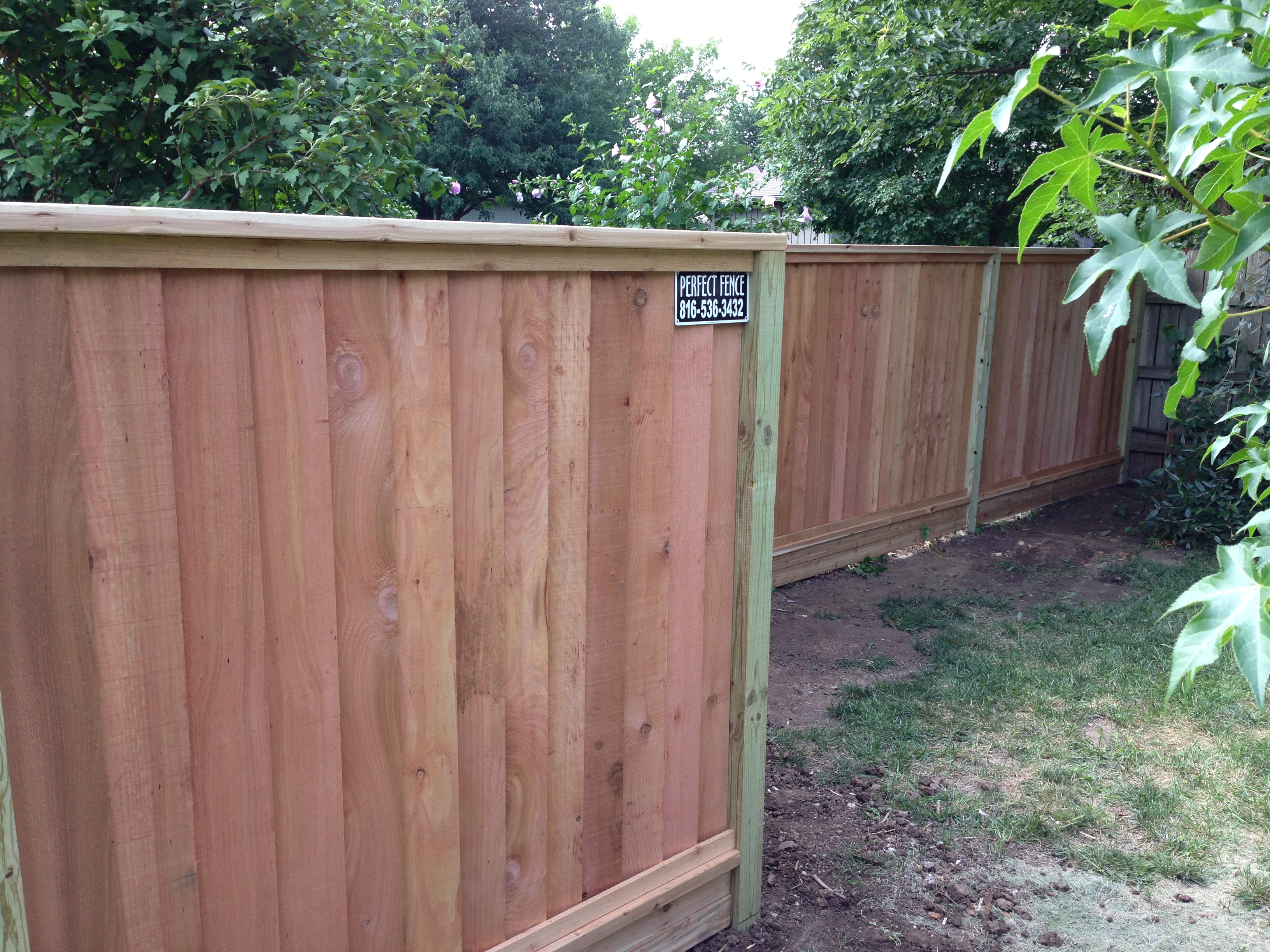 Perfect Fence Company Kc Residential And Commercial