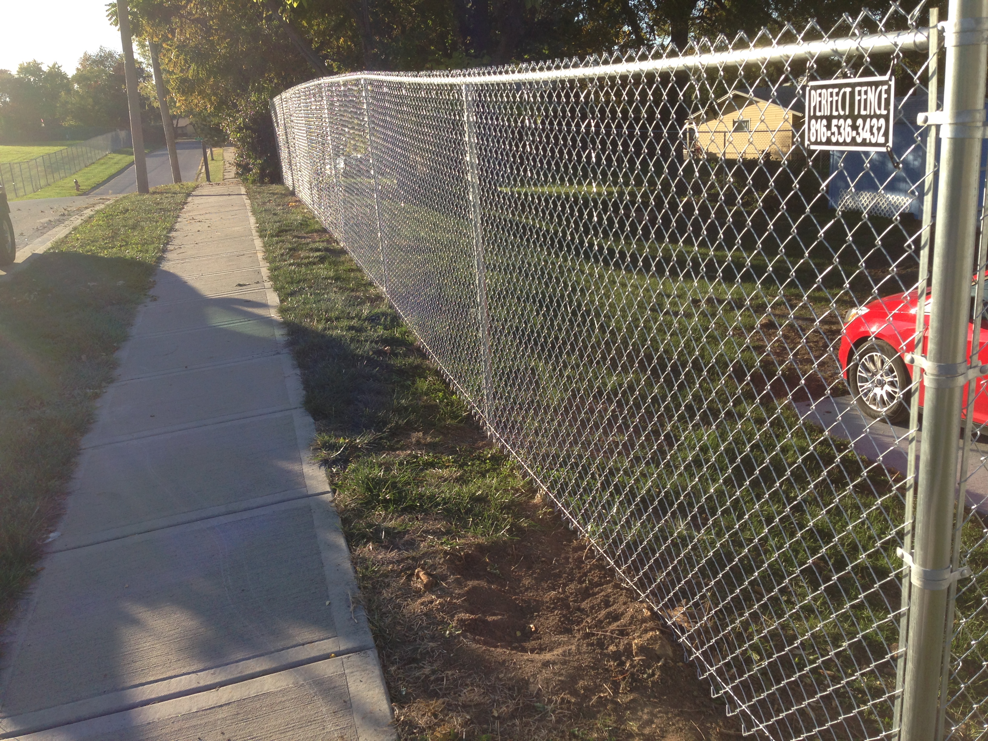 Chain Link Fence Kansas City Perfect Fence Company