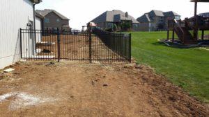 Iron Fence Kansas City Perfect Fence Company
